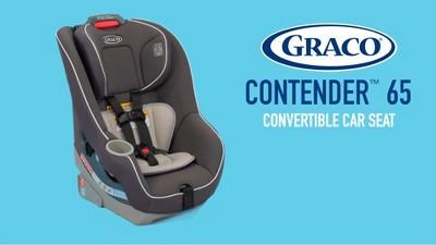 GracoR Contender65 Convertible Car Seat Target