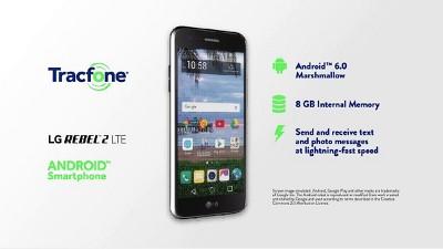 TracFone LG Rebel 2 LTE L58VL