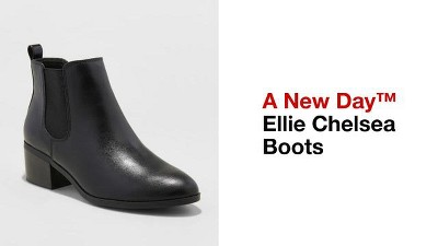 b11215d457b Women s Ellie Chelsea Boots - A New Day™   Target