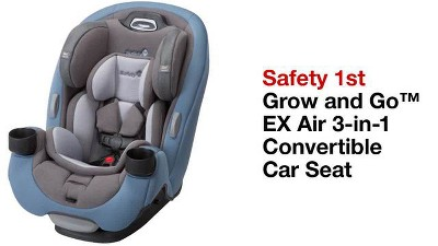 Safety 1stR Grow Go Ex Air 3 In 1 Convertible Car Seat