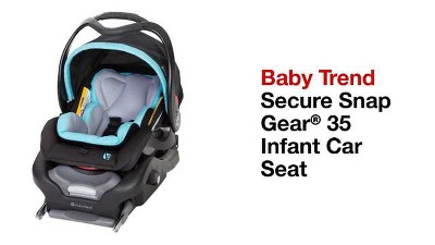 Baby TrendR Secure Snap Gear 35 Infant Car Seat Target