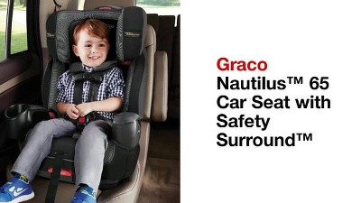 Graco Nautilus 65 3 In 1 Harness Booster Seat With Safety Surround