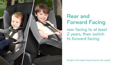 EvenfloR Sonus 65 Convertible Car Seat Target