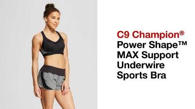 e84353846a60d Women s Power Shape™ MAX Support Underwire Sports Bra - C9 Champion ...
