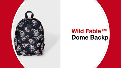 Floral Print Dome Backpack - Wild Fable™   Target 33fcccfd8296e