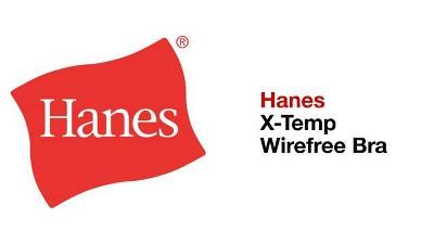 470056a2c487e Hanes Women s Xtemp Foam G507 Wirefree Bra - Black L   Target