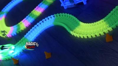 As Seen On Tv Magic Tracks Remote Control Rc Mega Target