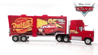 Disney Pixar Cars Super Track Mack Playset Target