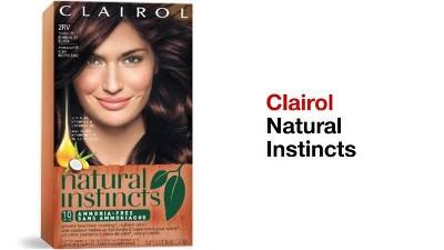 Natural Instincts Clairol Non Permanent Hair Color 6bz Caramel