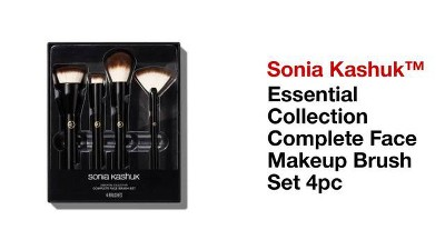 df3ecefda31 ... Essential Collection Complete Face Makeup Brush Set - 4pc. Shop all Sonia  Kashuk