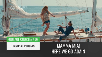 Mamma Mia Here We Go Again Dvd Target