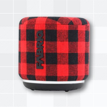 FABRIQ Riff Voice-Activated Alexa-Enabled Wireless Smart Speaker