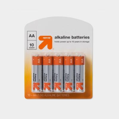 Batteries : Target