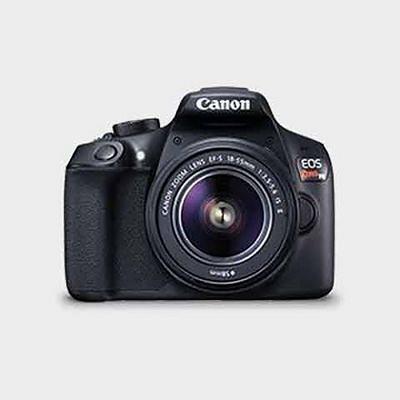 DSLR Cameras : Target
