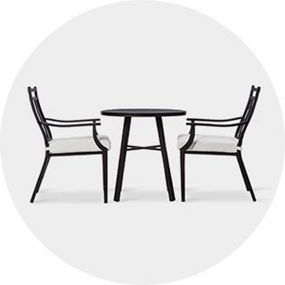 Pleasant Patio Furniture Sets Target Evergreenethics Interior Chair Design Evergreenethicsorg