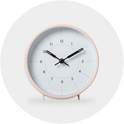 5a3a9455ea5 Clocks   Target
