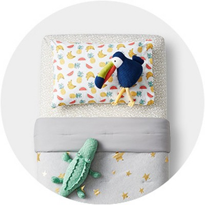Funny Shapes Character Kids Boys Girls Children Duvet Cover Funny Pillow Cases