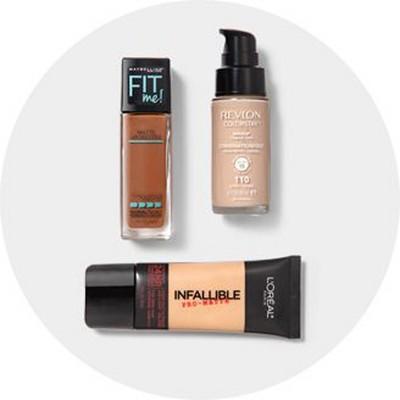 Foundation Makeup Target