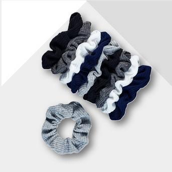 Scunci Everyday & Active No Damage Large Interlock Twister Scrunchies - 10pk