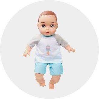 feaf0ce96ad62 Baby Dolls : Target