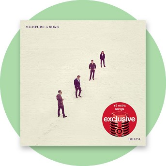 Mumford & Sons Delta (Deluxe) (Target Exclusive)