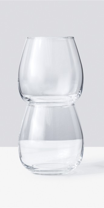 16oz Stackable Stemless Wine Glass - Made By Design™