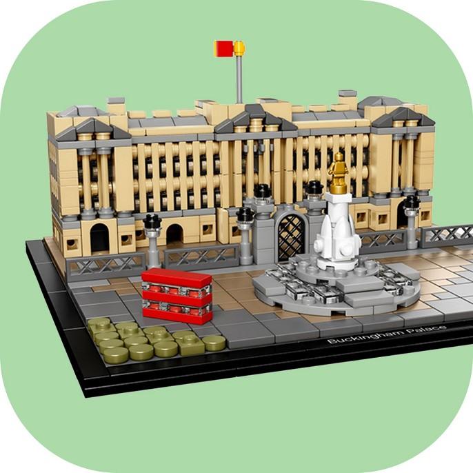 LEGO® Architecture Buckingham Palace 21029