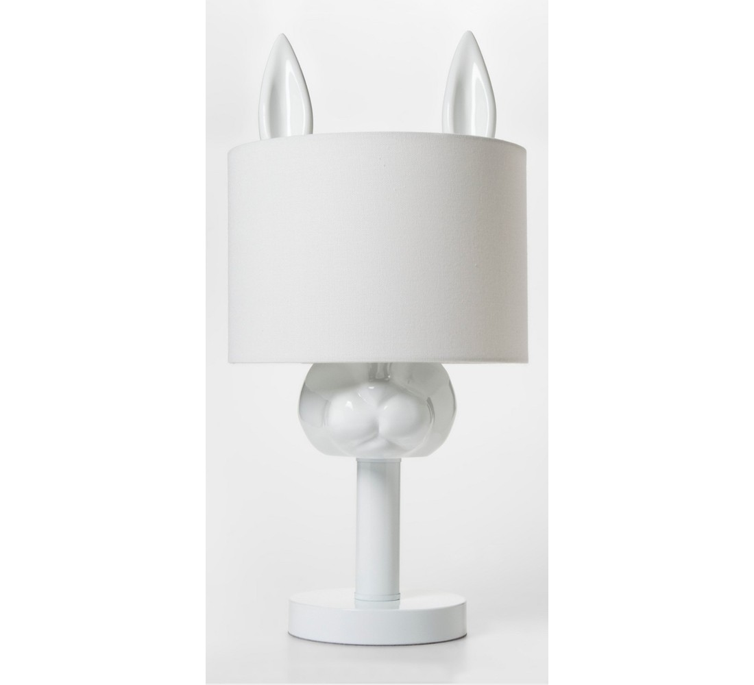 Peek-a-Boo Rabbit Table Lamp - Pillowfort™