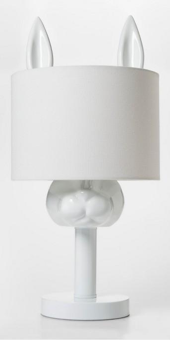 Peek-a-Boo Rabbit Table Lamp - Pillowfort™