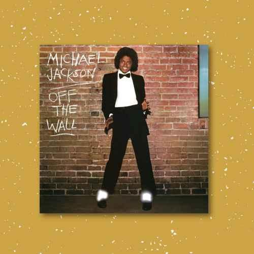 Michael Jackson - Off The Wall (Vinyl)