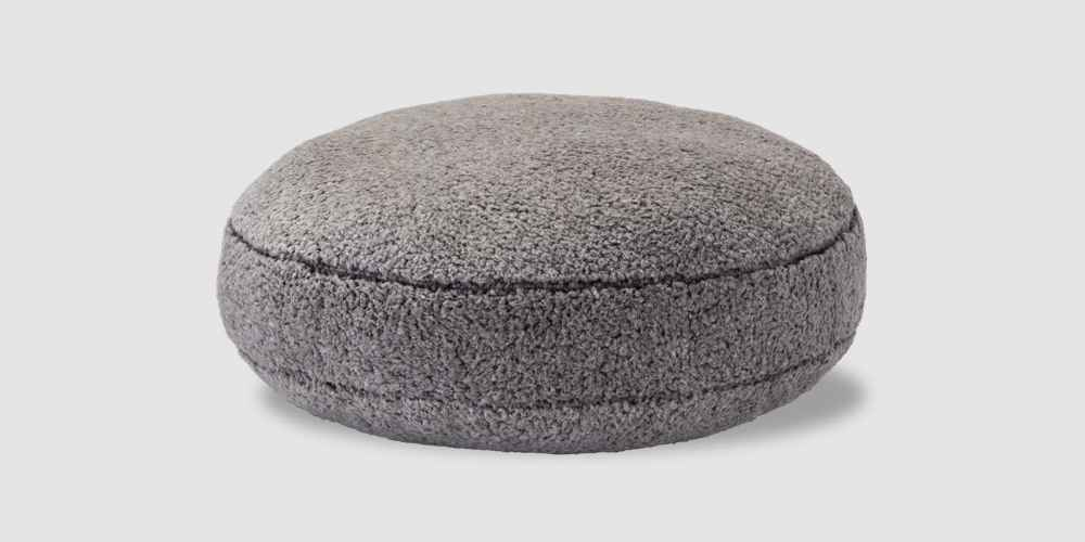 Sherpa Oversized Round Throw Pillow - Room Essentials™