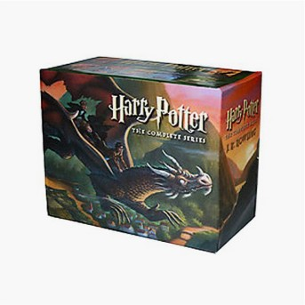 Harry Potter: The Complete Series Boxed Set (Paperback) by J. K. Rowling