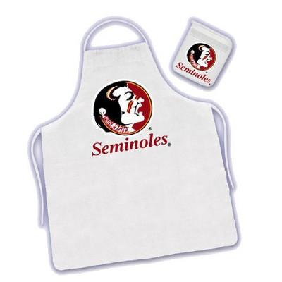 Florida State Seminoles Apron & Mitt Set
