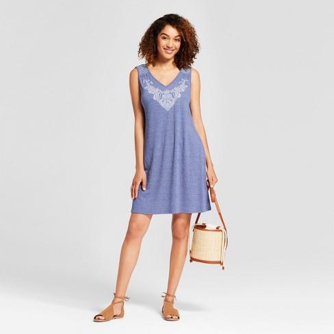 Details. Classic swing dress ...
