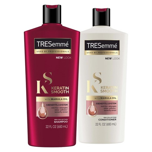 tresemme hair styles for hair tresemme keratin smooth shampoo conditioner pack 2841