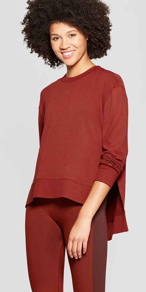 Women's Crew Neck Sweatshirt - JoyLab™