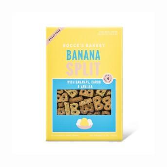 Bocce's Bakery Banana Split Dog Treats - 14oz