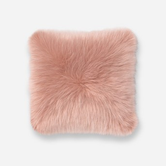 Faux Fur Oversized Square Throw Pillow - Room Essentials™