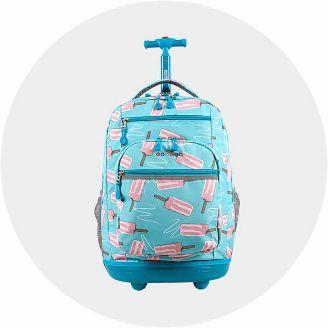 3e2b2912dc8e Rolling Backpacks · School Backpacks