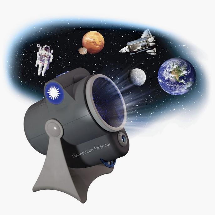 Smithsonian® Planetarium Projector