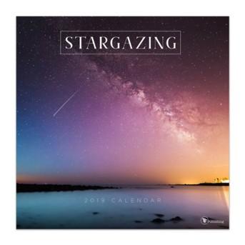2019 Stargazing Wall Calendar