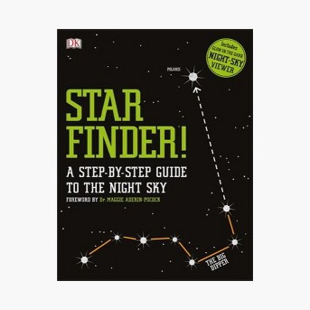 Star Finder! : A Step-by-Step Guide to the Night Sky -  by Dorling Kindersley Limited (Paperback)