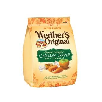 Werther's Original Halloween Caramel Apple Soft Caramels - 9.4oz