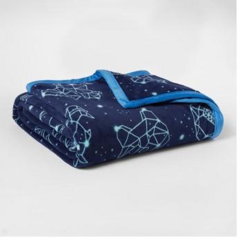 Constellations Plush Blanket (Full/Queen) - Pillowfort™