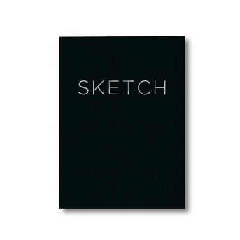 Blank Sketchbook 8