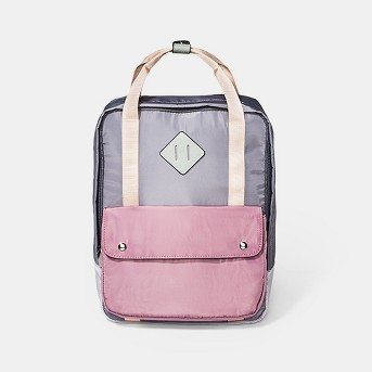 Colorblock Square Backpack - Wild Fable™ Purple