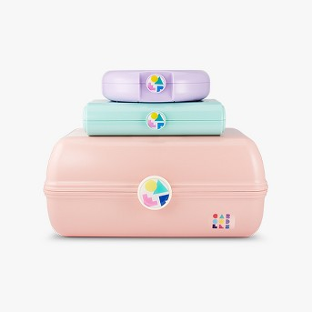 Caboodles Classic Caboodles On the Go Girl Case Millennial Pink