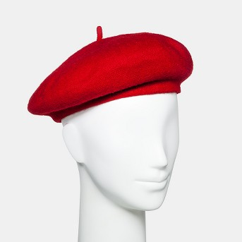 Women's Berets Hat - Wild Fable™ Red