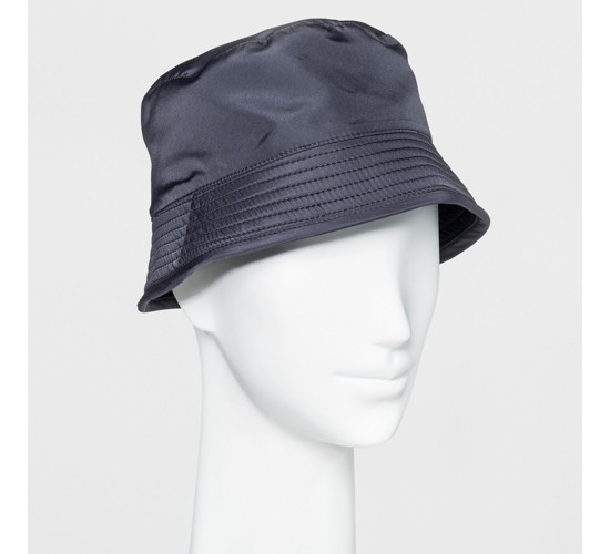Women's Bucket Hats - Gray