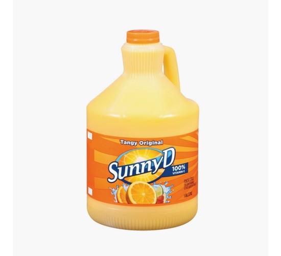 Sunny D® Tangy Orange Flavored Juice Original - 1gal